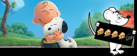 Snoopy & Charlie Brown - Peanuts, o filme - Nota 04 de 05
