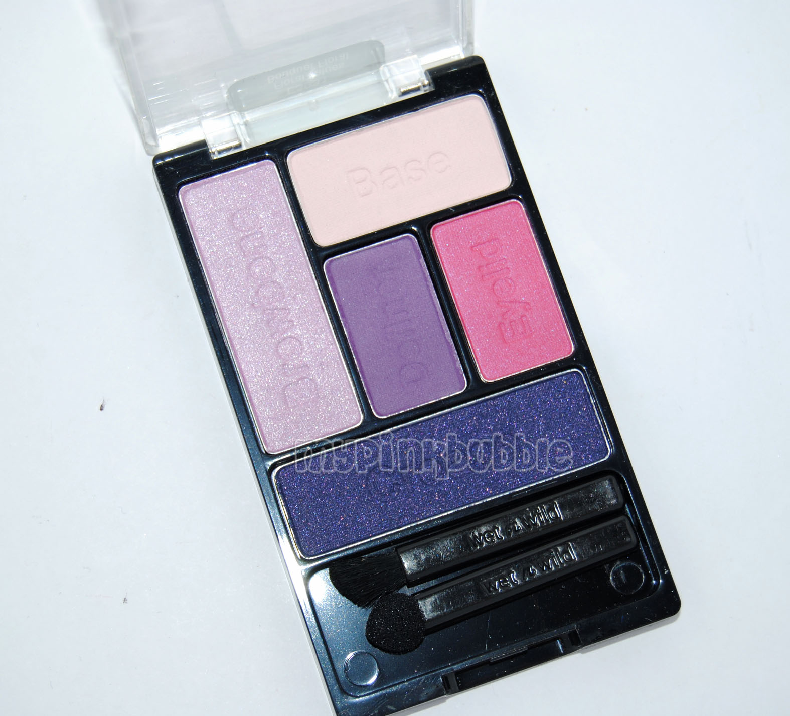 Paleta Floral Values wet n wild abierta