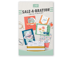 Sale-A-Bration Catalogue is here!