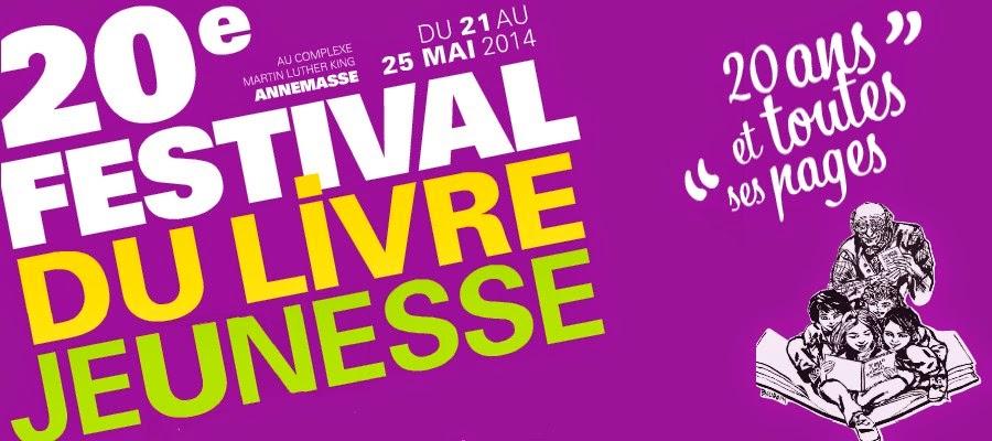 FESTIVAL DU LIVRE JEUNESSE D'ANNEMASSE