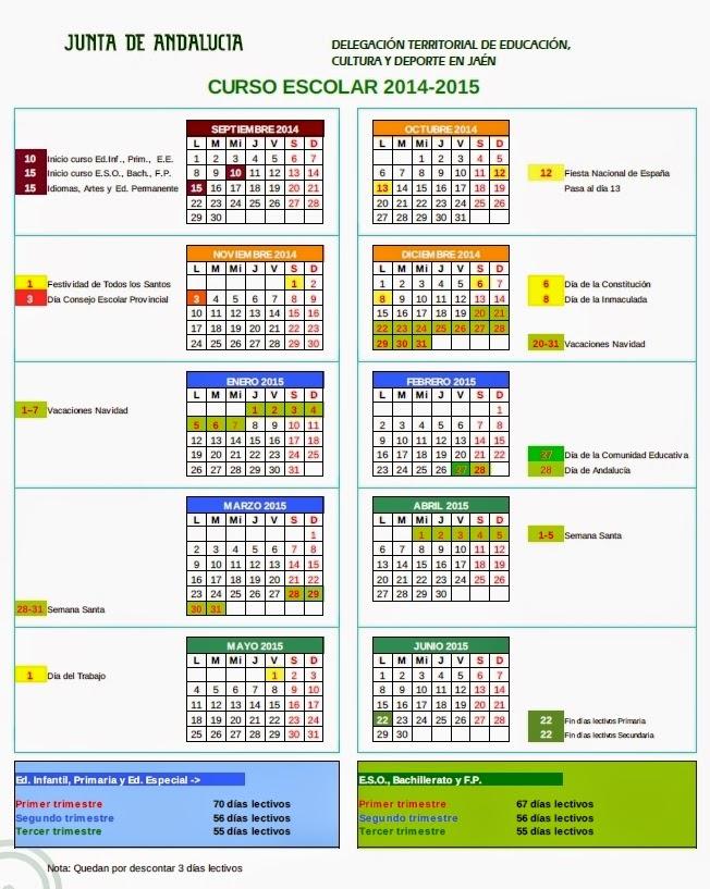 http://www.juntadeandalucia.es/educacion/educacion/nav/contenido.jsp?pag=/Delegaciones/Jaen/NOTAS_PRENSA/2014_Jaen/20140602_calendario2014_2015&vismenu=0,0,1,1,1,1,0,0,0