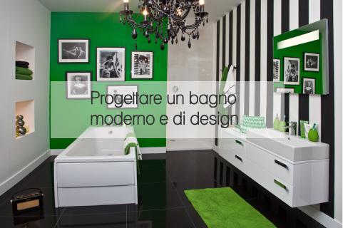 Progettare un bagno moderno e di design blog di - Progettare il bagno ...
