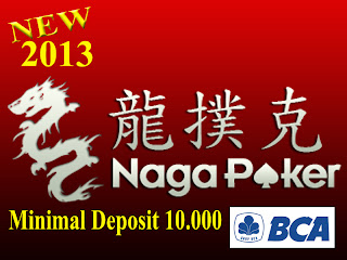 naga poker Poker online dengan deposit min. Rp. 10.000