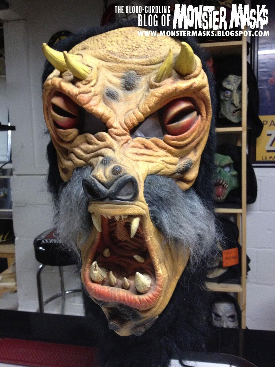 A Halloween Care Package | Blood Curdling Blog of Monster Masks