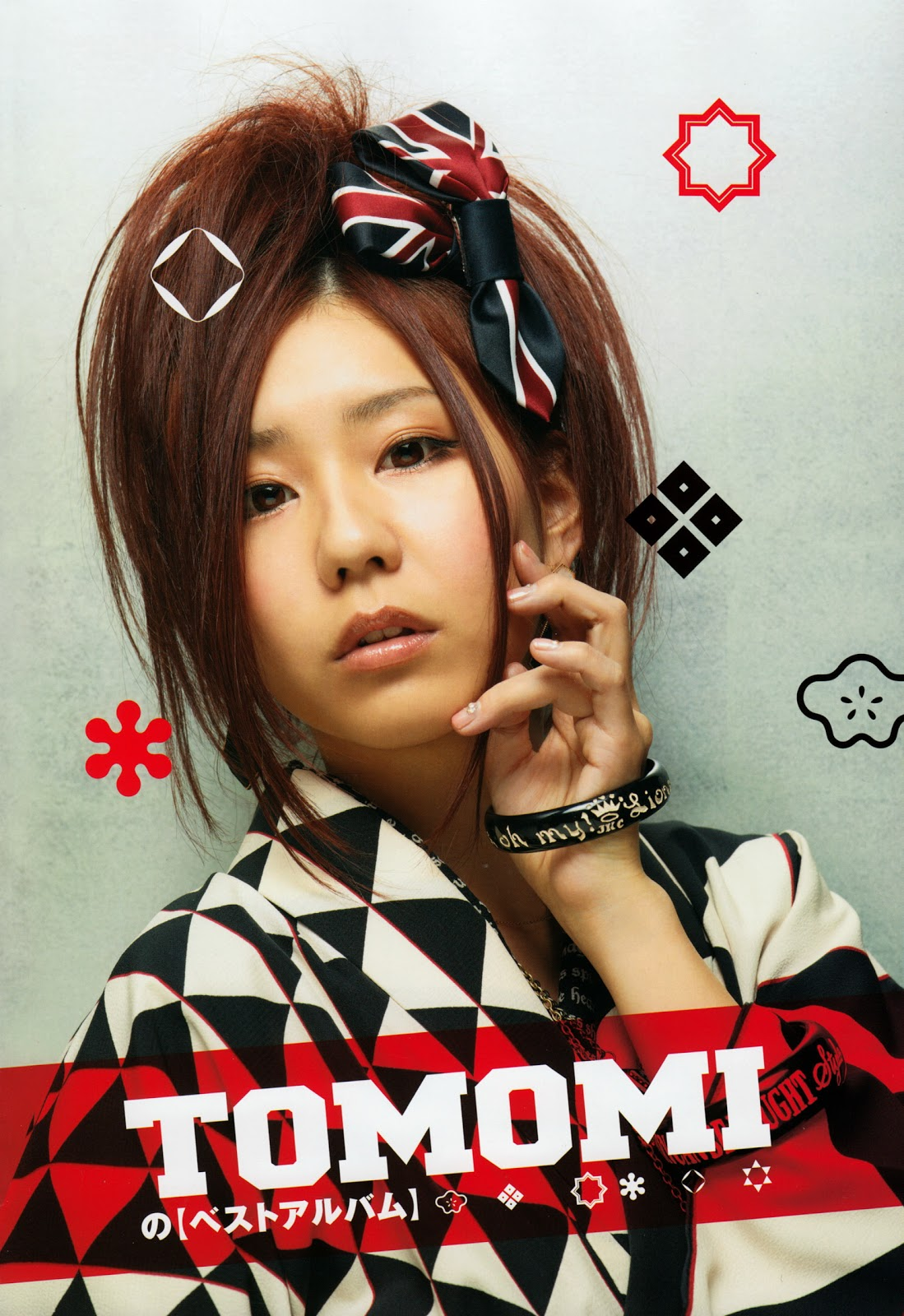 Tomomi SCANDAL Show PB High Resolution