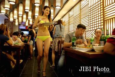 Restoran Bubur Di Tiongkok