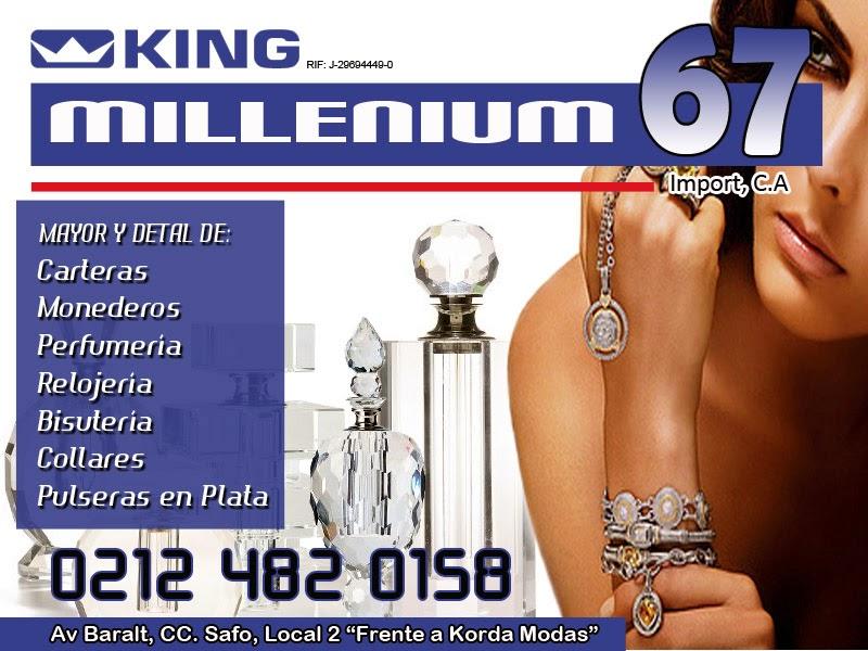 KING MILLENIUM 67 IMPORT C.A. en Paginas Amarillas tu guia Comercial