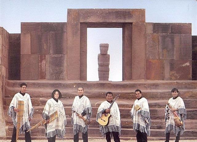 Conciertos en Bolivia