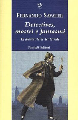 Detectives, mostri e fantasmi, 2012, copertina