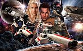 #11 Battlestar Galactica Wallpaper
