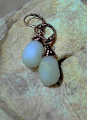 Amazonite and antique copper