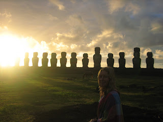 Easter Island and the Moai