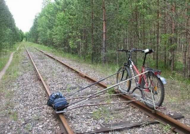 Foto Sepeda Unik