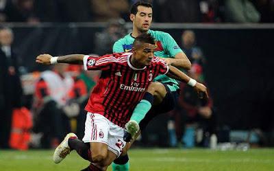 AC Milan 2 - 3 Barcelona (1)