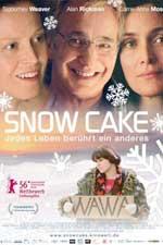 Film à theme medical - medecine - Snow Cake (Fr: Snow Cake)