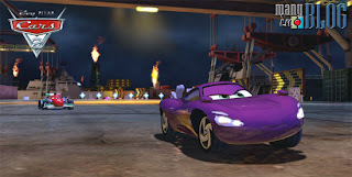 Cars 2 The Video Game-RELOADED