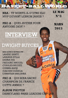 Le Mag Basket-BallWorld