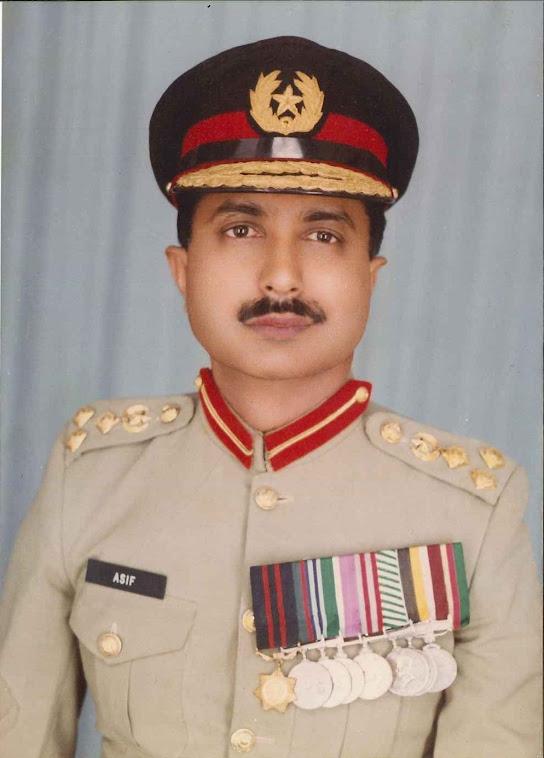 Brig (R) Raja Asif Haroon