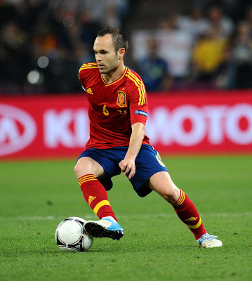 Spanish Soccer Team
