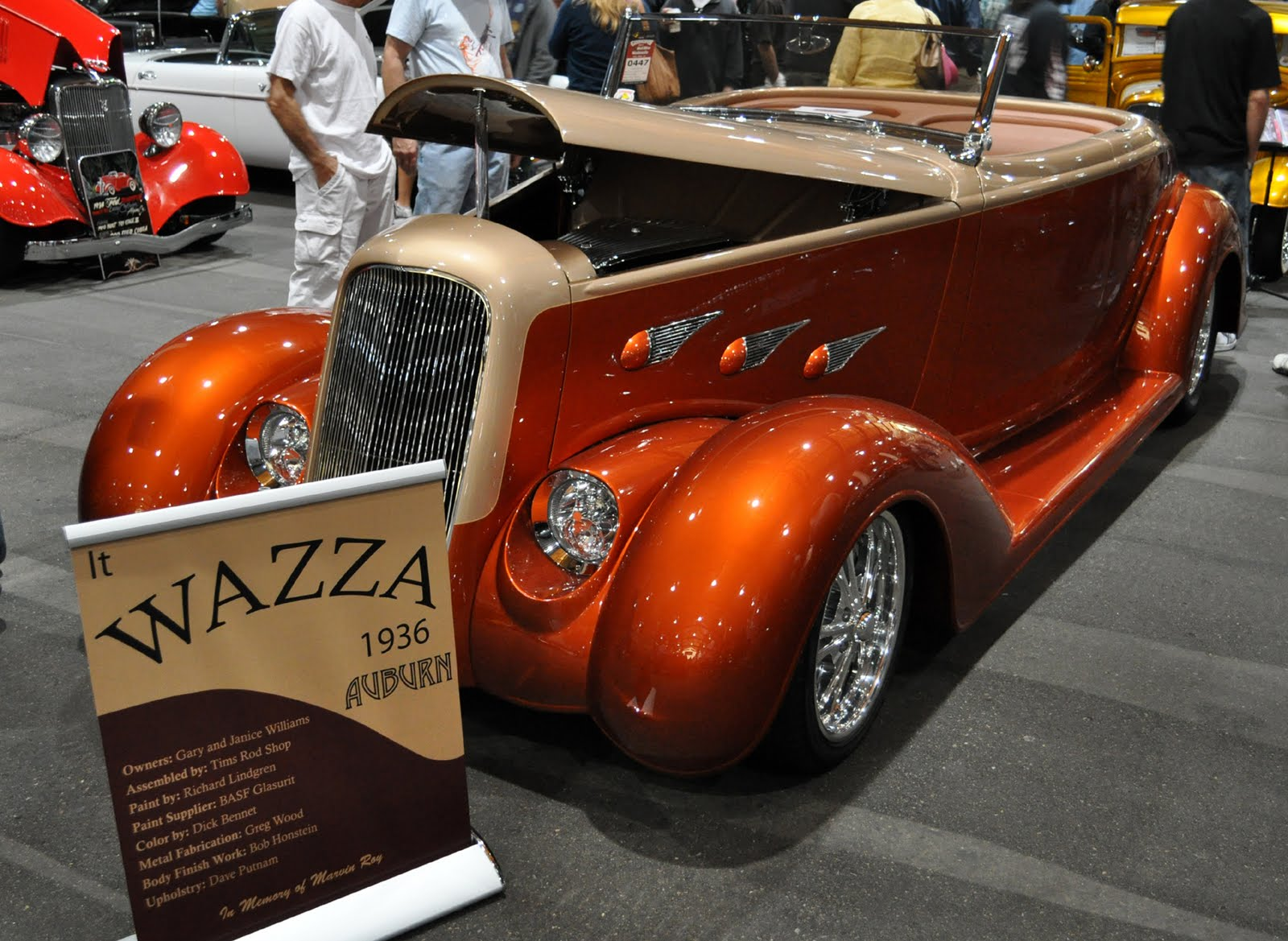 Grand National Roadster