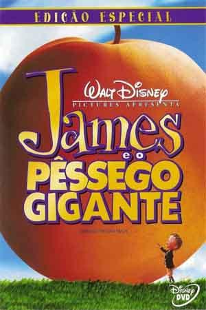 James e o Pêssego Gigante Torrent – BluRay 720p/1080p Dual Áudio (1996)