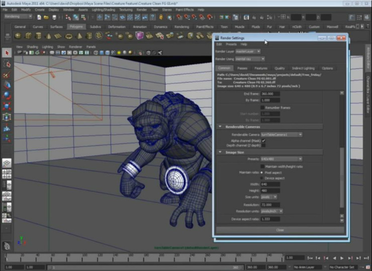 Game Character Design Tutorial : Free tutorials for learning game development the