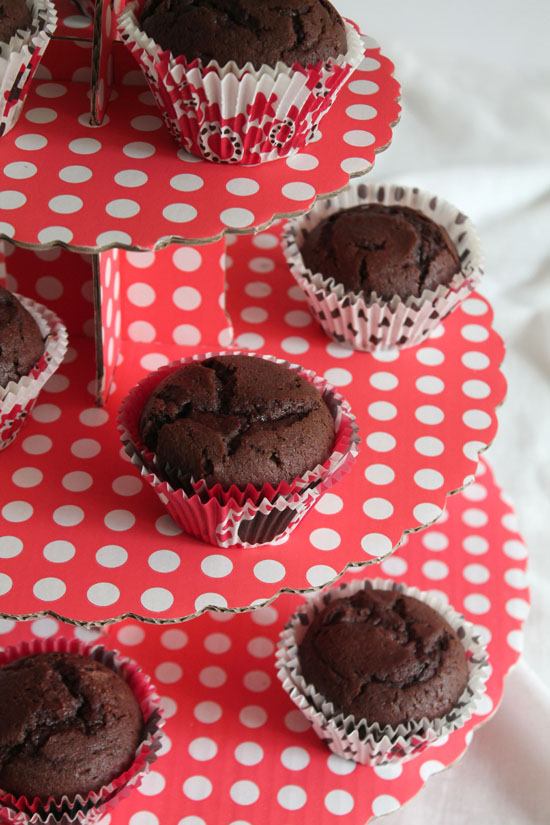 Cocoa-nutella-muffins