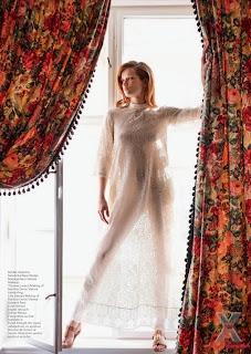 Katerina Netolicka HQ Pictures Harper's Bazaar Romania Magazine Photoshoot May/June 2014