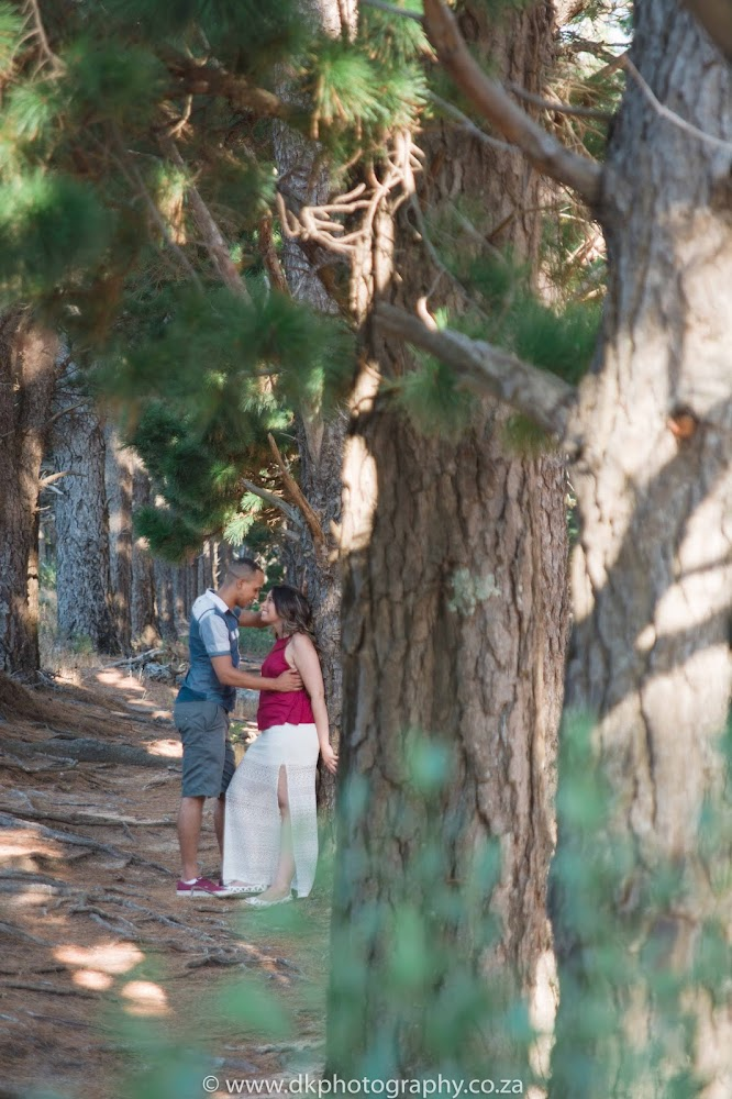 DK Photography CCD_1605 Preview ~ Melissa & Garth's Engagement Shoot in Suikerbossie Forest & Llandudno Beach  Cape Town Wedding photographer