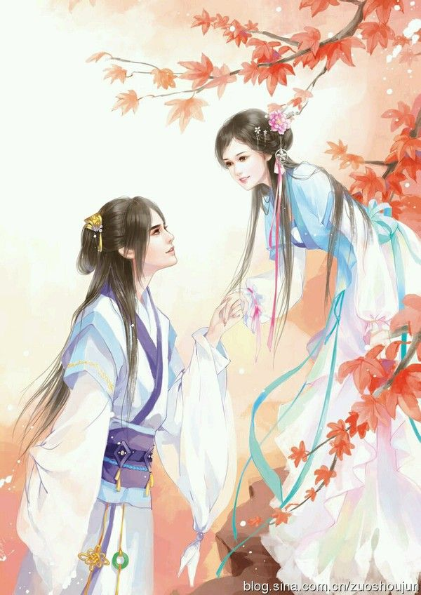 Art by Zuo Shou Jun