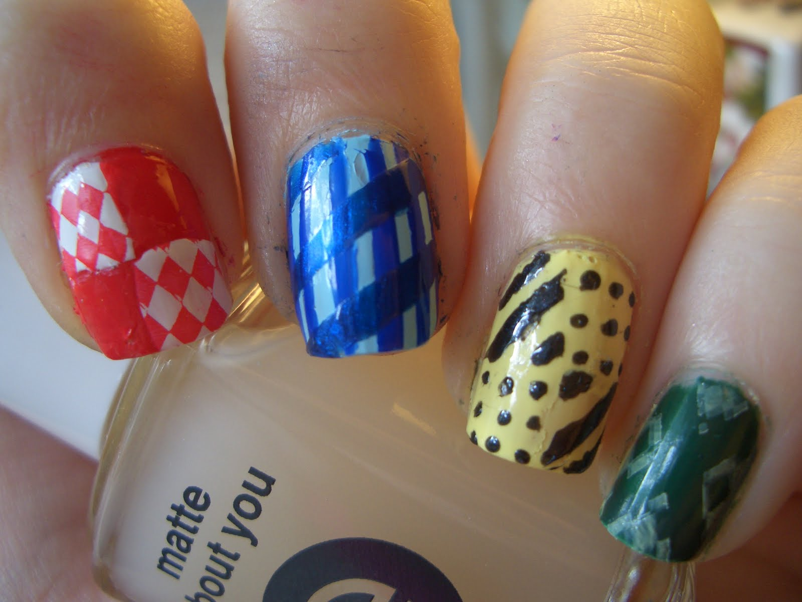 The Chosen Manicure | Laura\'s Lacquers