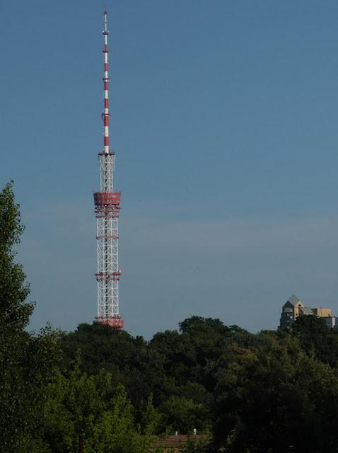 телевышка, Киев
