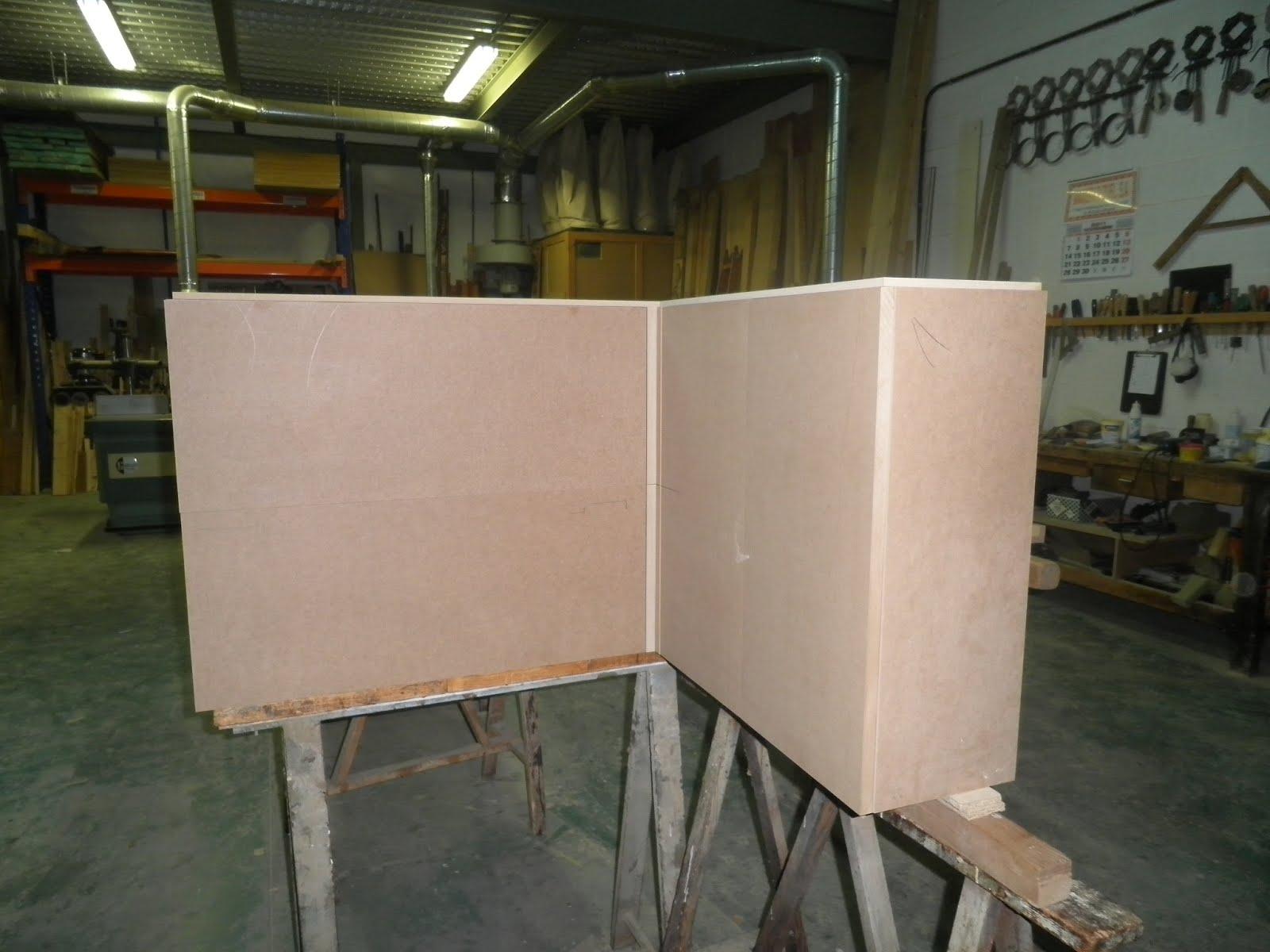 Mueble para lavabo lacado muebles cansado zaragoza for Mueble para lavabo