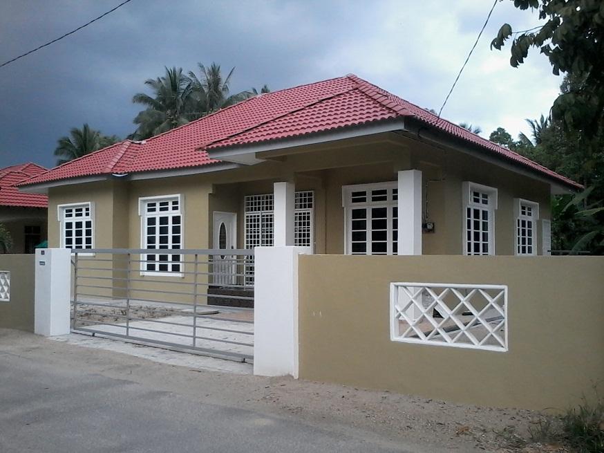Rekabentuk Rumah Banglo 2 Tingkat Terkini | Rumah Idaman
