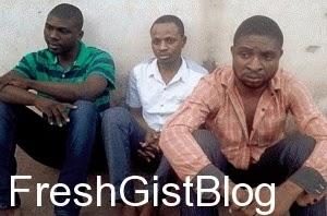 Moses Obande And Gang Members