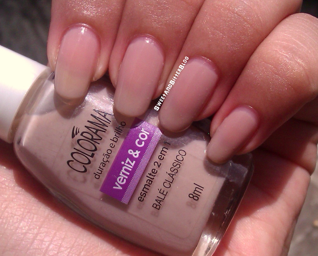 4 New Shades in Maybelline Colorama Nail Polish Swatch ...