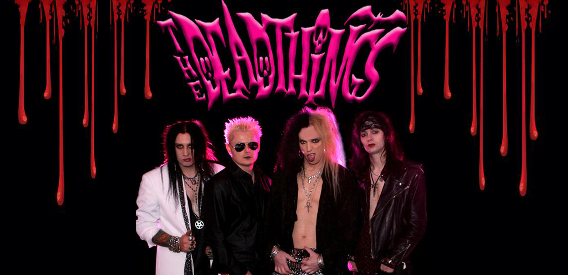 The Deadthings Official Website & Blogspot