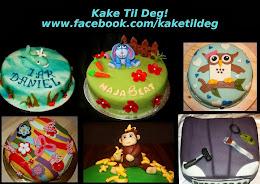 Torty i ciasta dla wybrednych - Bergen