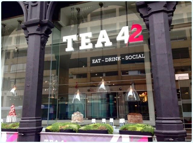 Tea 4 2, Manchester