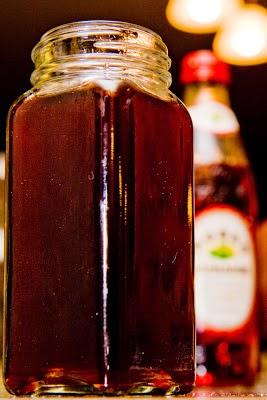 How to Make Homemade Grenadine Syrup Recipe - Minneapolis Homestead