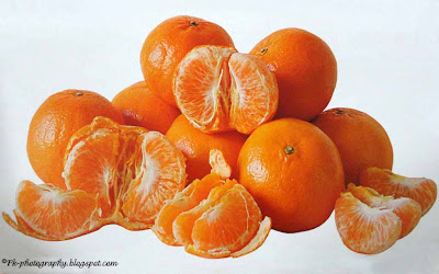 Kinnow-Mandarin orange