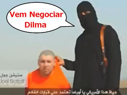Terroristas querem dialogar com Lula e Dilma