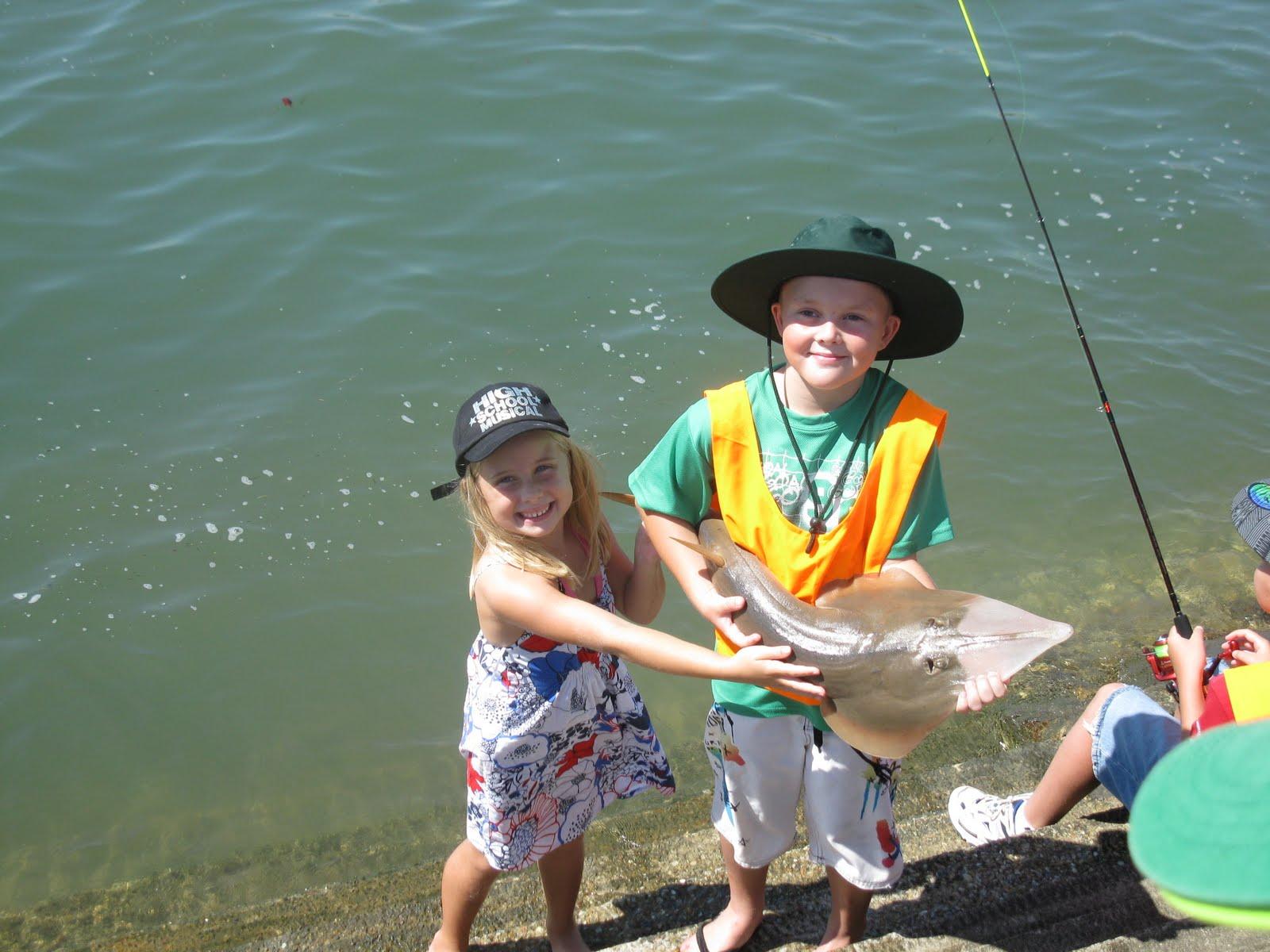 Take a kid fishing day 2011 for Take a kid fishing