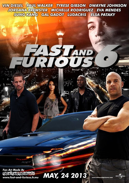 Watch Fast And Furious 6 Online Free