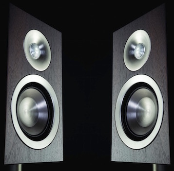 Audiophile Speaker Review Paradigm Prestige Series 15B Two Way Stand Shelf