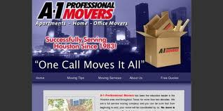 A-1 Professional Movers Houston
