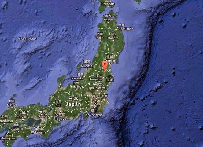 TERREMOTO 5,8 GRADOS EN JAPON, 20 DE DICIEMBRE 2014