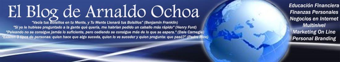 El Blog de Arnaldo Ochoa
