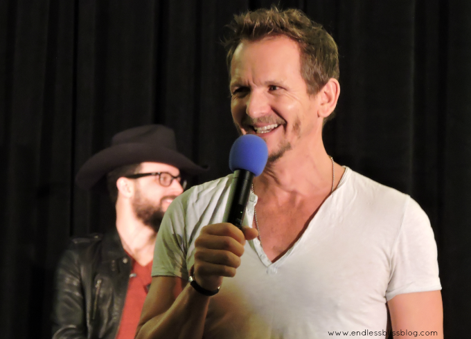 sebastian roche at supernatural con in houston 2015