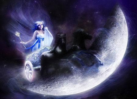 dewi bulan